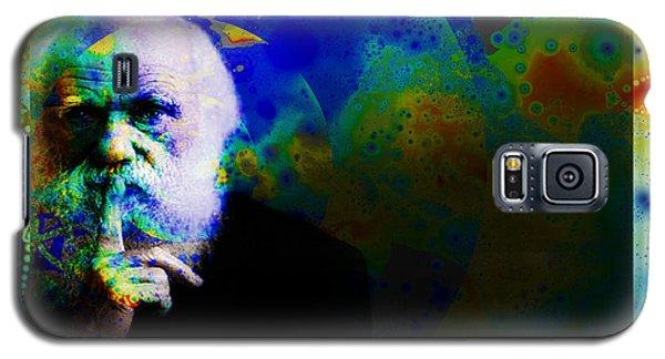 Darwinism Galaxy S5 Case by Elizabeth McTaggart