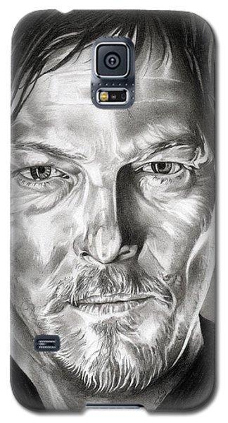 Daryl Dixon - The Walking Dead Galaxy S5 Case