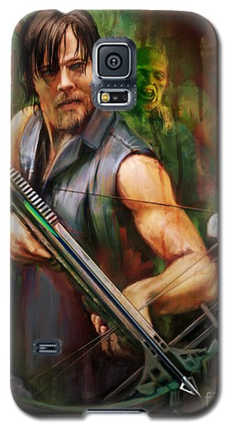 Daryl Dixon Walker Killer Galaxy S5 Case
