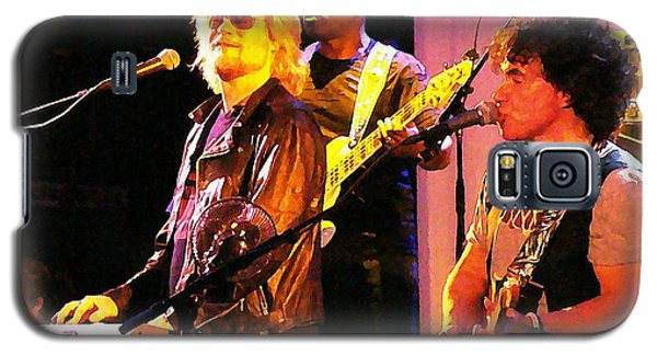 Daryl Hall And Oates In Concert Galaxy S5 Case by Alice Gipson