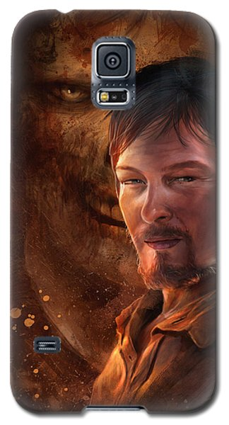 Daryl Galaxy S5 Case