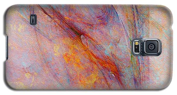 Dash Of Spring - Abstract Art Galaxy S5 Case