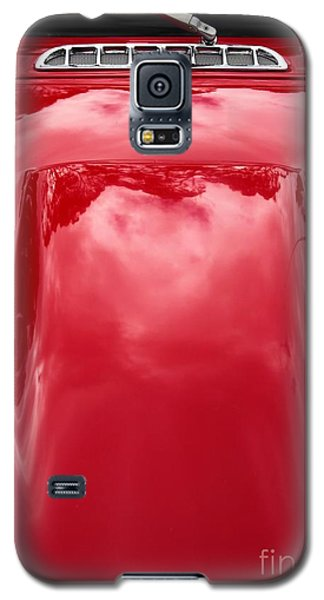 Dashing Red Galaxy S5 Case by Stephen Mitchell