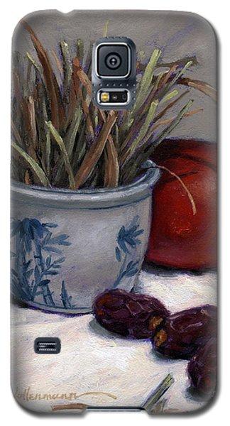 Dates Lemongrass And Mango Galaxy S5 Case