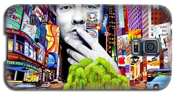 City Scenes Galaxy S5 Case - Dave Matthews Dreaming Tree by Joshua Morton