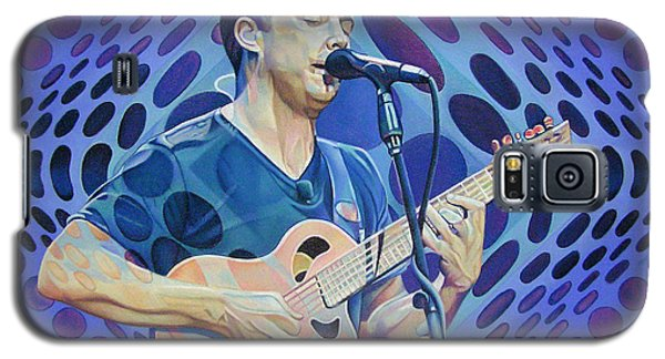 Dave Matthews Pop-op Series Galaxy S5 Case by Joshua Morton