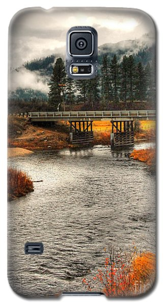 Daveys Bridge Galaxy S5 Case