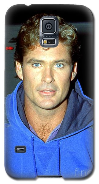David Hasselhoff 1991 Galaxy S5 Case