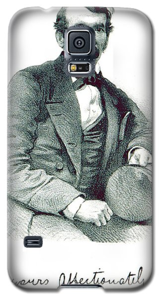 Galaxy S5 Case featuring the photograph David Livingstone, Scottish Explorer by British Library