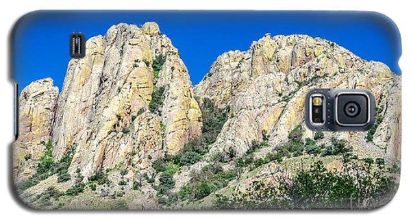 Davis Mountains Of S W Texas Galaxy S5 Case