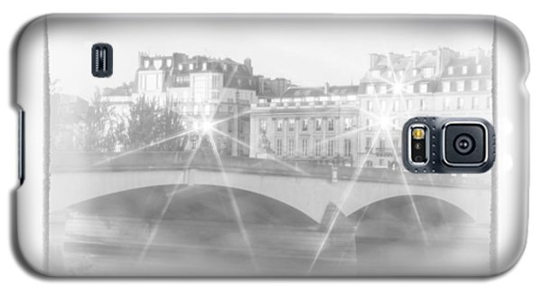 Dawn Along The Seine Galaxy S5 Case