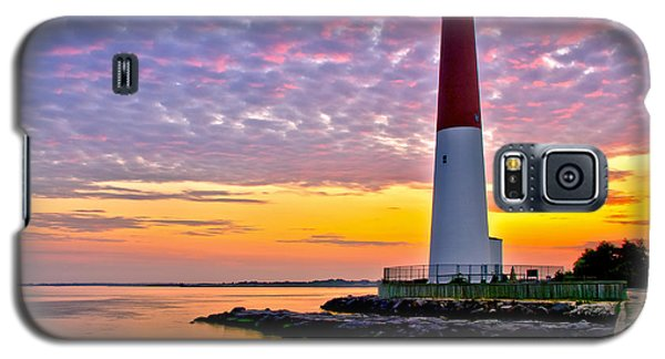 Dawn At Barnegat Lighthouse Galaxy S5 Case