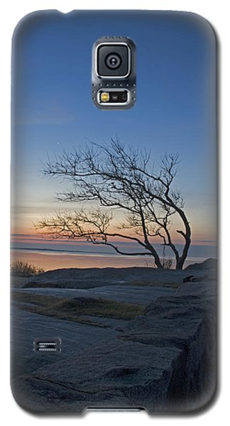 Dawn At Fort Phoenix Galaxy S5 Case