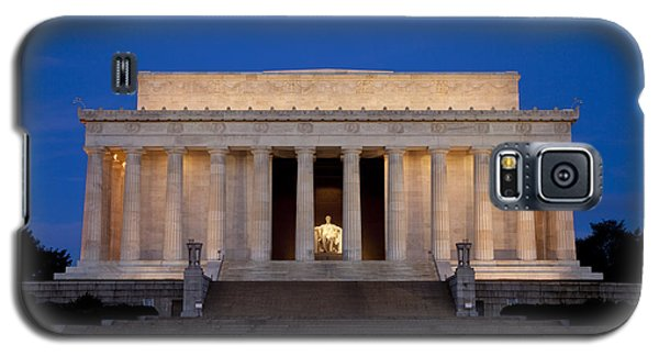 Dawn At Lincoln Memorial Galaxy S5 Case