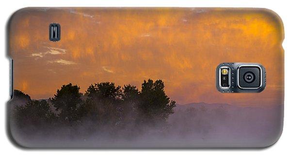 Dawn At The Sepulveda Dam Wildlife Reserve Galaxy S5 Case