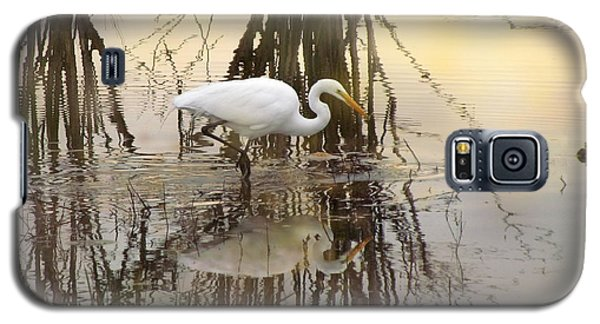 Dawn Hunter Galaxy S5 Case by I'ina Van Lawick