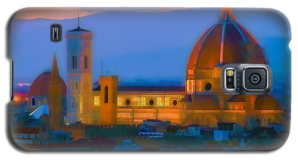 Dawn In Florence Galaxy S5 Case
