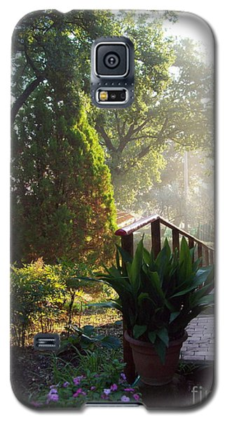 Dawn In Podere Maria-cristina Galaxy S5 Case
