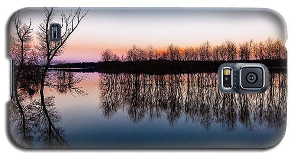 Dawn In The Flood Galaxy S5 Case