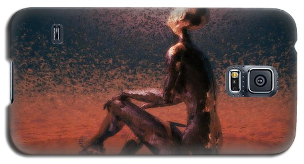 Galaxy S5 Case featuring the digital art Dawn by John Alexander