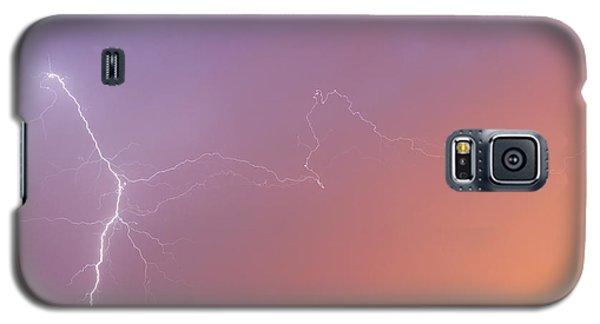 Dawn Lightning Galaxy S5 Case