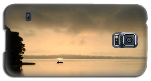 Galaxy S5 Case featuring the photograph Dawn Of A New Day by Peg Urban