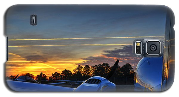 Dawn On The Ramp 02 Galaxy S5 Case