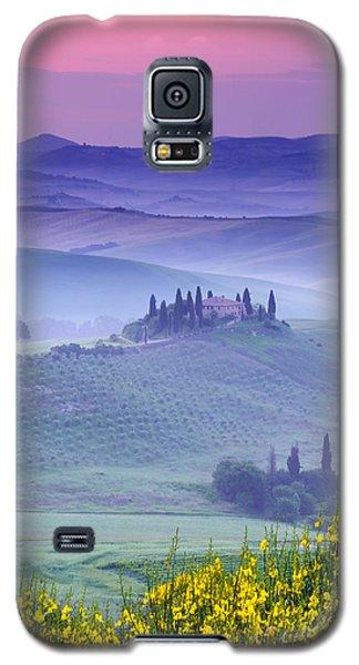 Dawn Over Belvedere Galaxy S5 Case