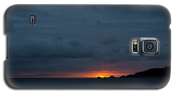 Dawn Over Swansea Bay Galaxy S5 Case