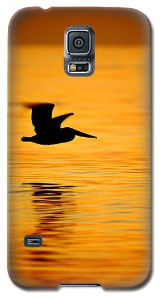 Dawn Pelican  C6j8211 Galaxy S5 Case