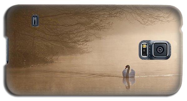 Dawn Swan Galaxy S5 Case by Ian Merton
