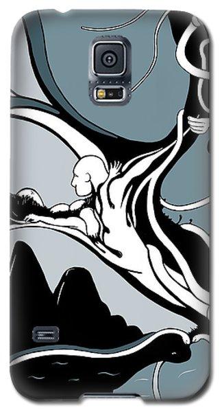 Dawning Galaxy S5 Case