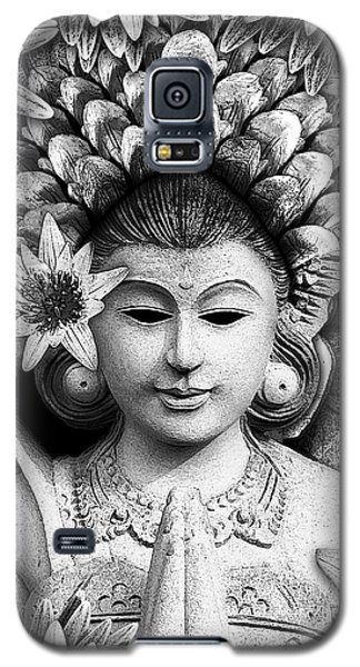 Dawning Of The Goddess Galaxy S5 Case by Christopher Beikmann