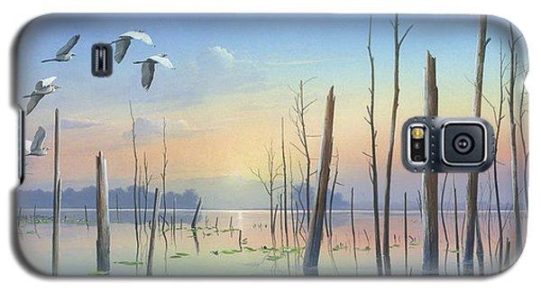Dawns Early Light Galaxy S5 Case