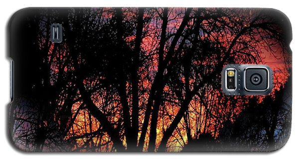 Galaxy S5 Case featuring the photograph Sunrise - Dawn's Early Light by Luther Fine Art