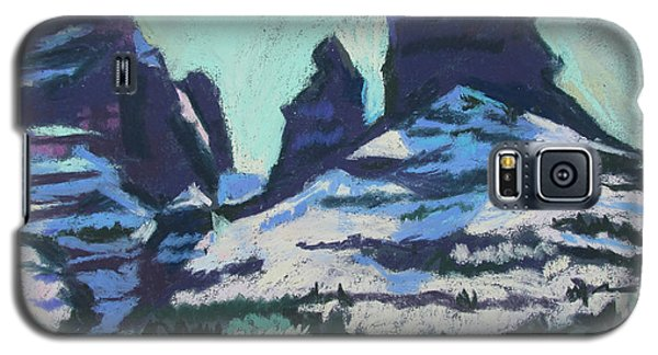 Day After Blizzard Galaxy S5 Case by Linda Novick