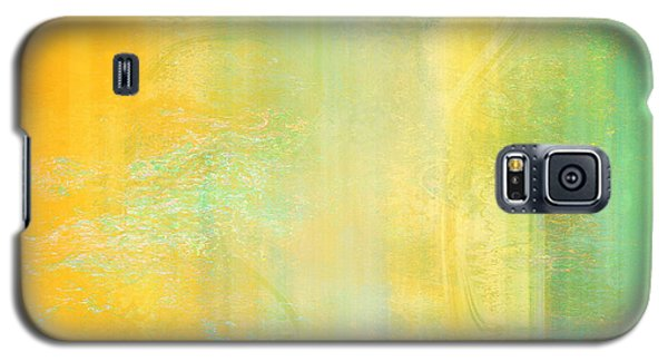 Day Bliss - Abstract Art Galaxy S5 Case