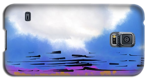 Galaxy S5 Case featuring the digital art Day Break by Kirt Tisdale