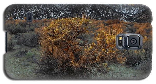 Day Break On Mt. Whitney Galaxy S5 Case