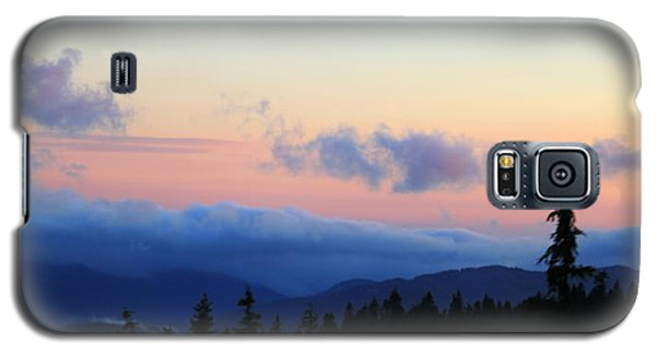 Galaxy S5 Case featuring the photograph Day Is Done by Debra Kaye McKrill