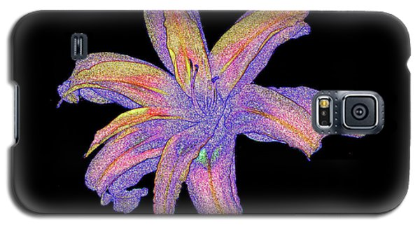Galaxy S5 Case featuring the photograph Day Lily #3 by Jim Whalen