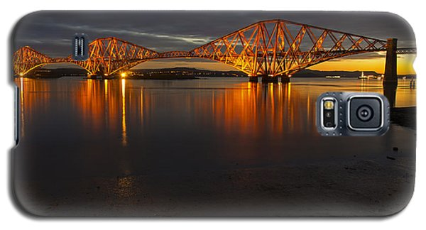 Daybreak At The Forth Bridge Galaxy S5 Case