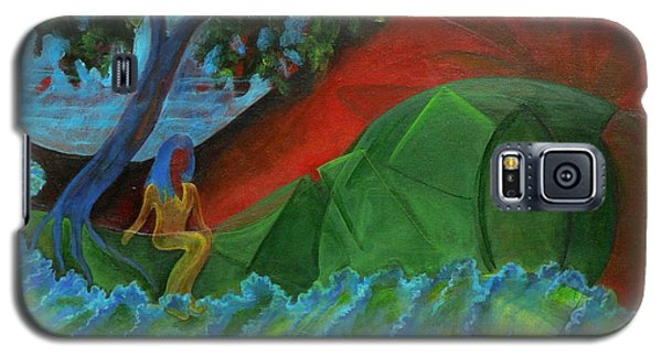 Uncertain Journey Galaxy S5 Case by Elizabeth Fontaine-Barr