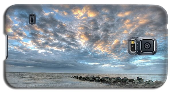 Daybreak In Sullivan's Island Galaxy S5 Case
