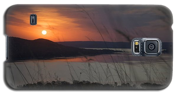Daybreak On Glen Lake Galaxy S5 Case