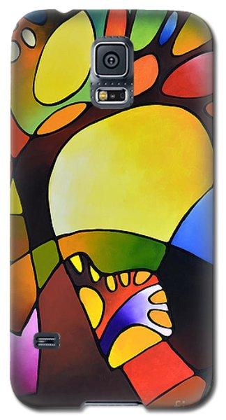 Daydream Canvas Three Galaxy S5 Case