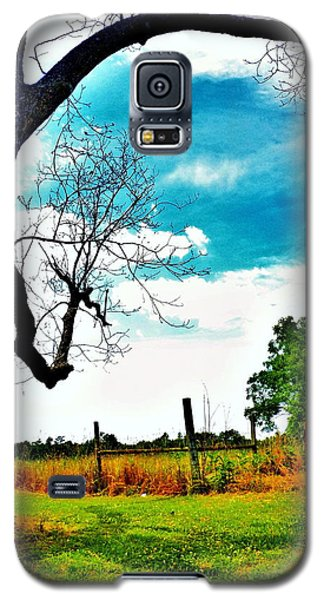 Galaxy S5 Case featuring the photograph Daydreamer by Faith Williams