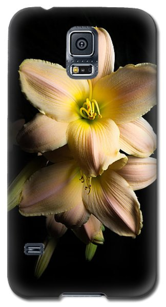 Daylily Galaxy S5 Case