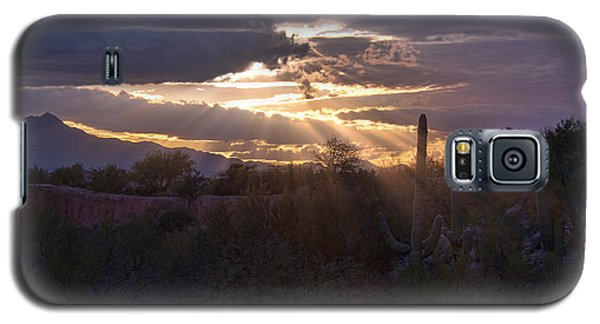 Galaxy S5 Case featuring the photograph Days End by Dan McManus