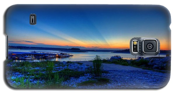 Galaxy S5 Case featuring the photograph Days End by Dave Files